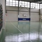 Pavillón Deportivo Interior - Centro Educativo Galén