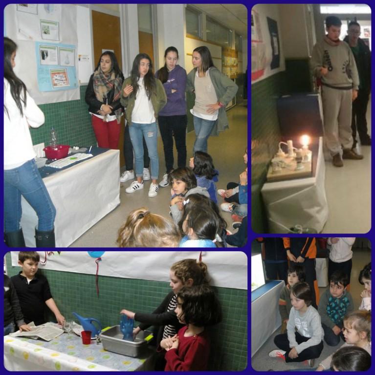 Semana Ciencia Cambio Climático - Colegio Centro Galén