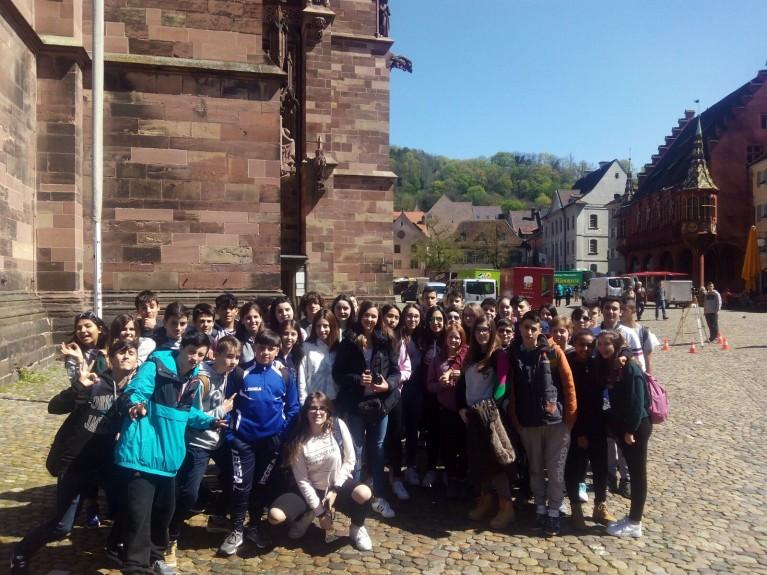 Viaje Alemania Secundaria - Colegio Centro Galén