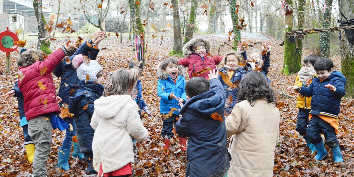 fiesta otoño colegio