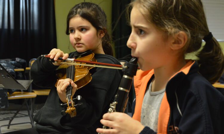 Música - Centro Educativo Galén