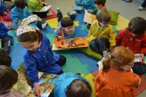 Educación Infantil Colegio Centro Galen