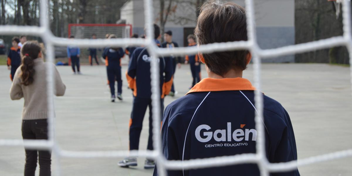 Deporte - Centro Educativo Galén