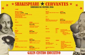 SHAKESPEARE VS CERVANTES2016 PROGRAM